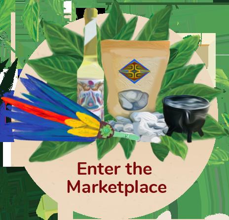 Enter the Marketplace